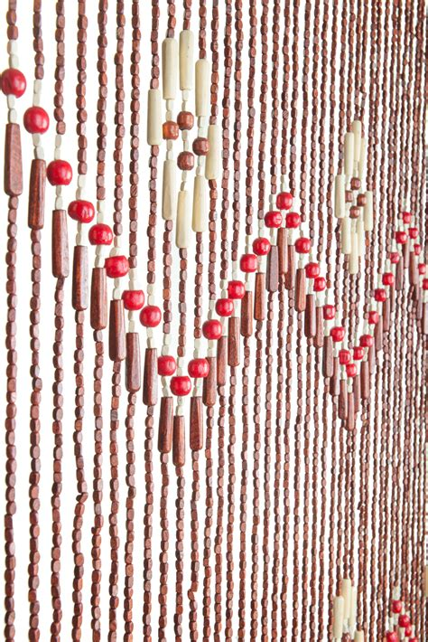 wood bead curtains wood curtains quot shanghai quot hanging door beads 52 strands