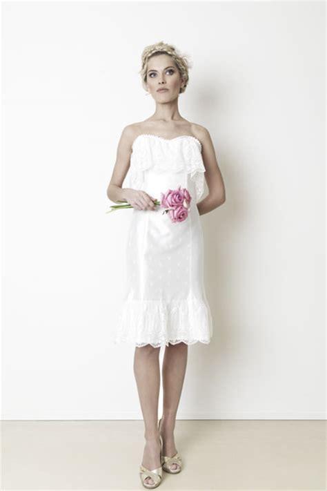 Brautkleider Dirndl by Wei 223 Es Dirndl Brautkleid