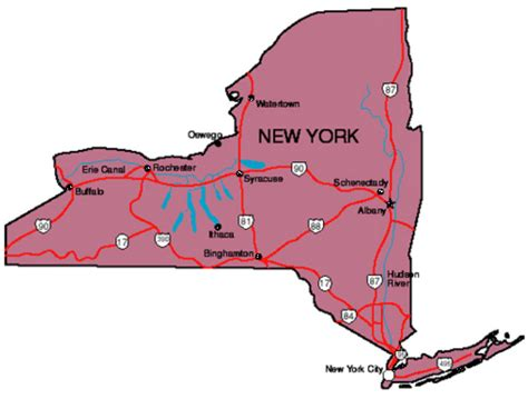new york new york facts symbols tourist attractions