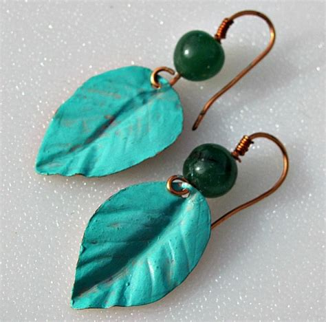 Handmade Earring Ideas - 20 amazing handmade jewelry ideas