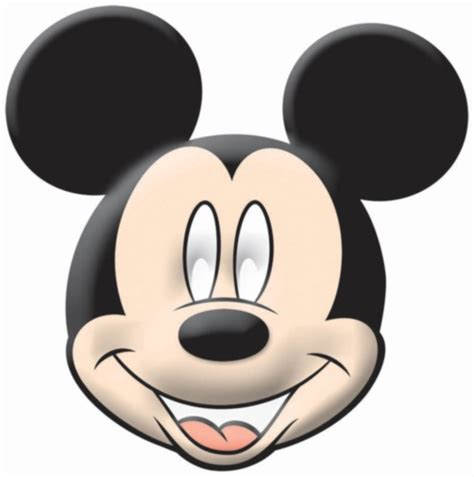 printable mouse mask face mask mickey cake ideas and designs