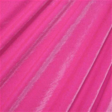 hot pink velvet upholstery fabric hot pink stretch velvet bolt shsv025 fashion fabrics
