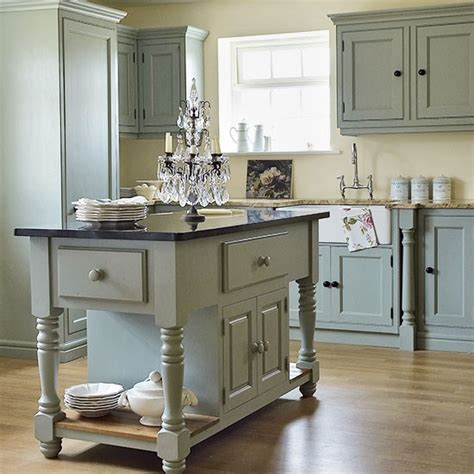 period french inspired kitchen freestanding kitchen