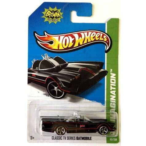 Hotwheels Batmobile Tv Seri wheels 2013 batm 243 vel s 233 rie tv 66 batmobile novo