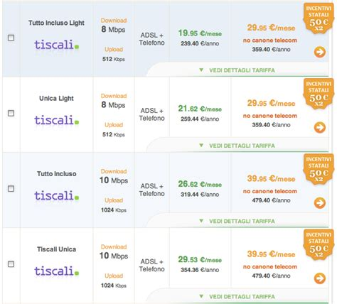 tiscali mobile ricaricabile tiscali tutto incluso a met 224 prezzo per tutto l anno