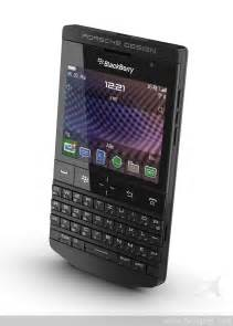 Blackberry Porsche Porsche Design S P 9981 Blackberry Matte Black Extravaganzi