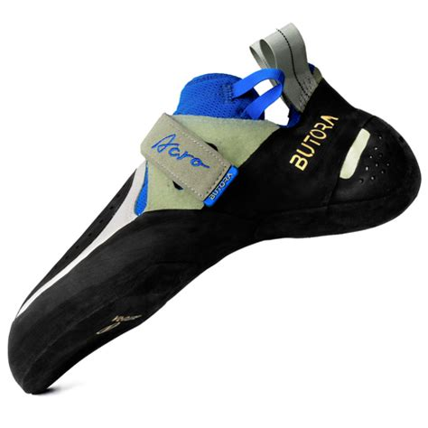 climbing shoe fit blue acro narrow fit butora usa