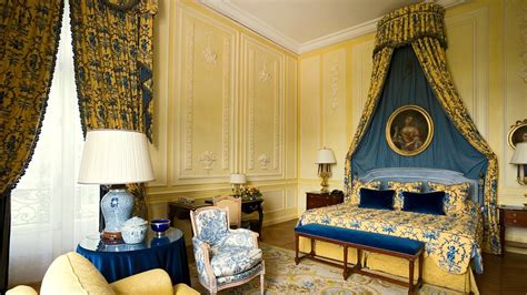 yellow blue bedroom ch 226 teau les cray 232 res marne chagne ardenne