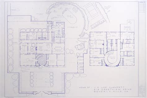 Beverly Hillbillies Mansion Floor Plan | tried and true fans pull through with their own renditions