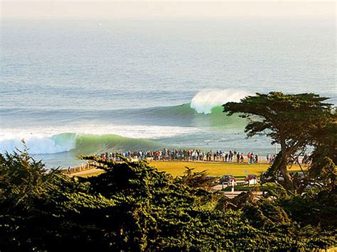 santa cruz    world surfing reserve
