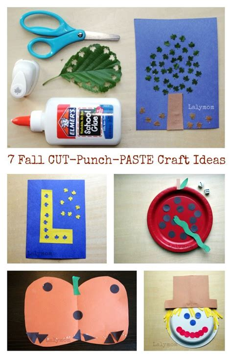 7 Craft Ideas For by 7 Fall Themed Motor Activities For Preschoolers Lalymom