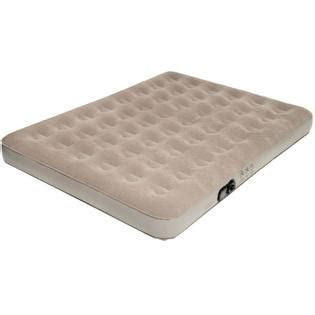 pure comfort    queen size air bed qlb