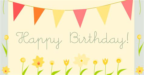 free printable birthday cards no download free printable happy birthday greeting card quot gartenparty