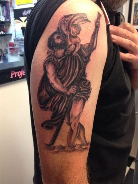 tattoo parlor near me open late saint christopher tattoo by scott kaufmann yelp