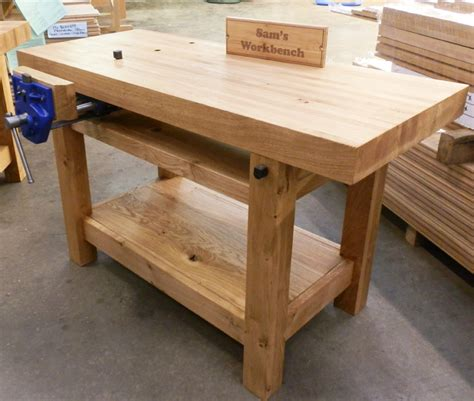 work benches uk a double workbench triumph british hardwoods blog