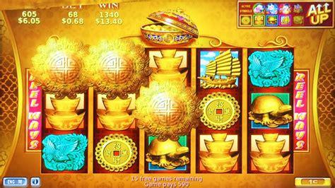 fortunes duo fu duo cai slot machine  play bonus