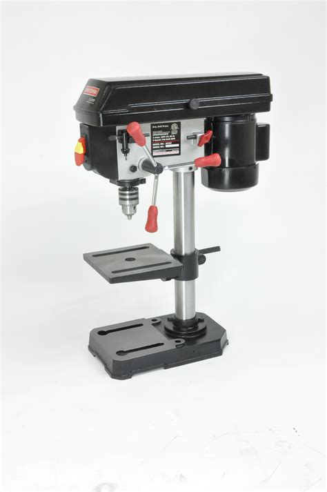 bench press sears craftsman 8 quot drill press with 13 pc hss bi shop your way