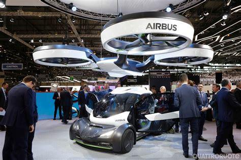 auto volante italdesign pop up svelato il prototipo di auto volante