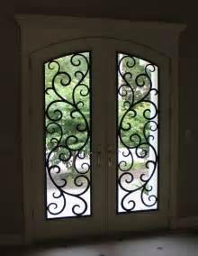 best 25 wrought iron doors ideas on iron