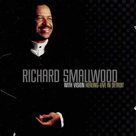 richard smallwood hold on dont let go healing live in detroit by richard smallwood