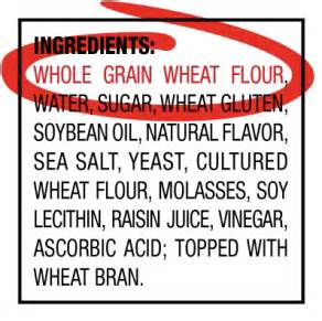 whole grain label whole grain v whole wheat what s the difference