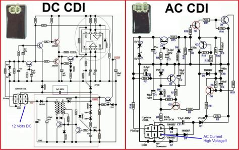 ac dc 6 pin cdi wire schematics only 0 01