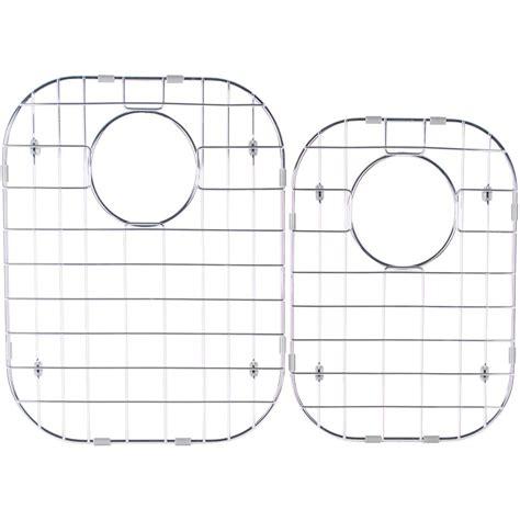 stainless steel sink grid glacier bay stainless steel sink grid fits 60 40