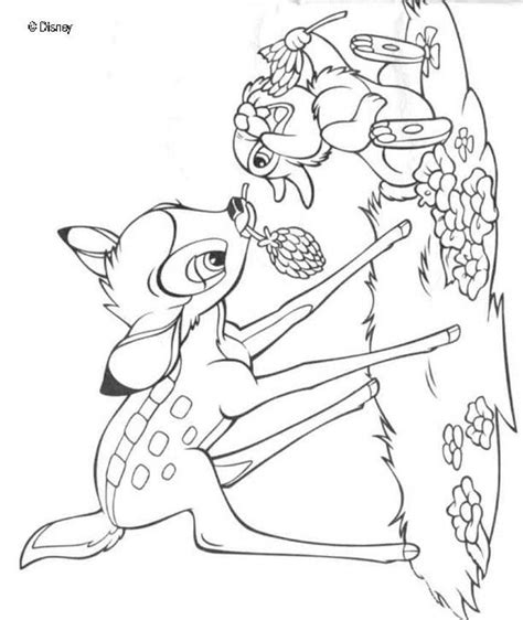 bambi coloring pages pdf bambi coloring pages bambi 59 coloring home