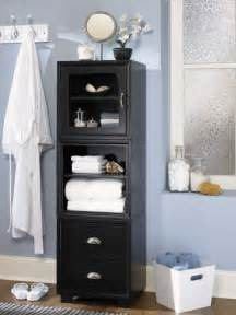 black bathroom storage cabinets bathroom black cabinet bathroom cabinets