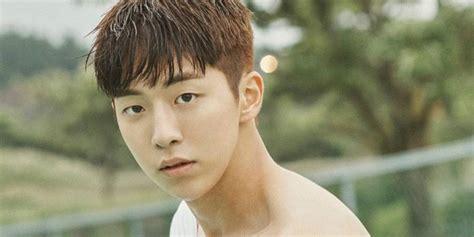 film terbaru nam joo hyuk nam joo hyuk caught on an nba broadcast attending golden