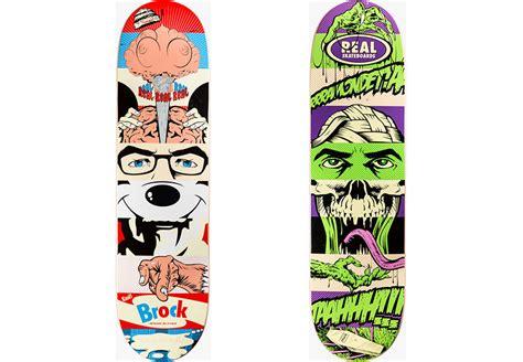 best skateboard decks 10 best skate decks widewalls