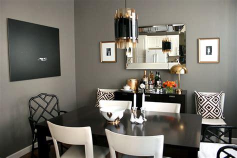 Ballard Design Dining Chairs grey walls contemporary dining room ralph lauren