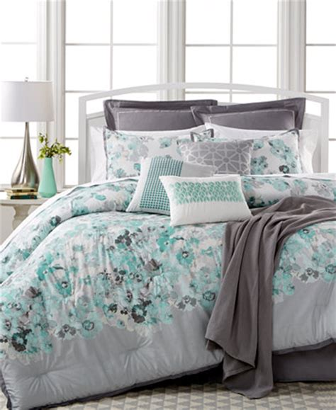 10 piece queen comforter set closeout cascavel 10 piece queen comforter set bed in a