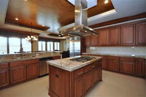 Kitchen island with gas cooktop quotes