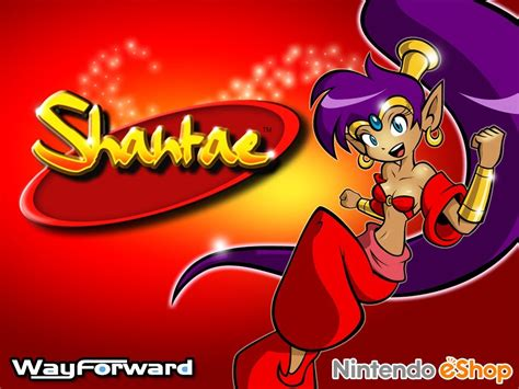 shantae gameboy color shantae console trailer