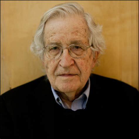 biography about noam chomsky professor noam chomsky