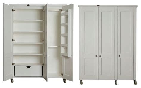 Free Standing Wardrobe by Introducing Milestone Kitchens Free Standing Wardrobes