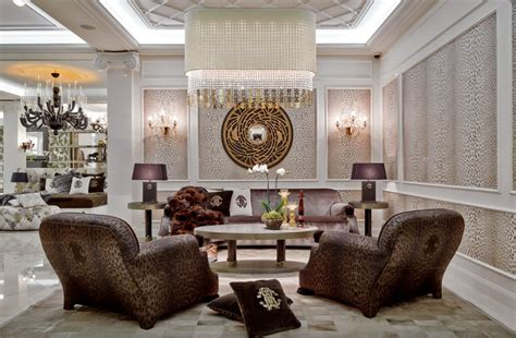 In Home Upholstery Roberto Cavalli Home