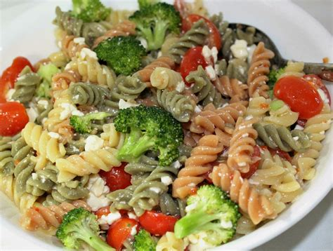 Garden Rotini Pasta Salad by Garden Pasta Salad S Cooking Obsession