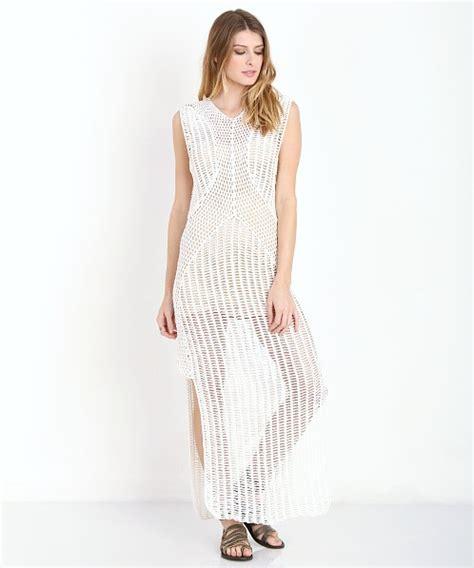 Nia Maxy Dress indah nia crochet maxi dress ivory nia free shipping at largo drive