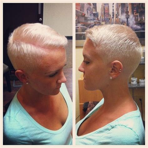 ladies clipper cut stories womens haircut with clippers short hairstyle 2013