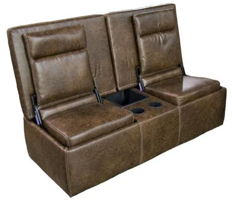 Storage Ottoman Seat 402 98 Southern Motion Hide A Seat Storage Ottoman And Chair Brown Pieratt S Appliances