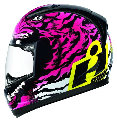 womens motocross helmets 140 00 icon womens alliance the berserker full face 204462