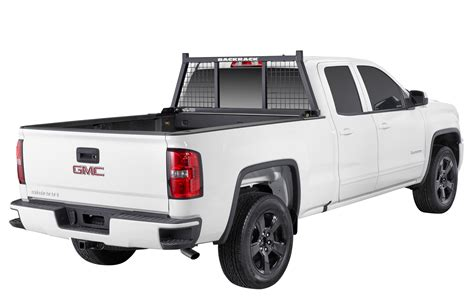 Safety Racks by Half Safety Rack Backrack Truck Accessories Cab Guard