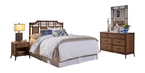 bed set queen furniture pelican reef by panama jack pelican reefs m interior design schools in palm island 4 pc queen bedroom set