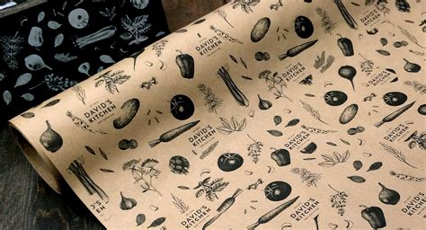 Printing On Craft Paper - brown kraft wrapping paper from jukeboxprint