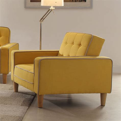 yellow living room chair g834 chair bed yellow chairs living room furniture