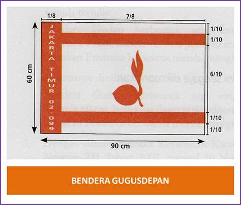 Bendera Merah Putih 60x90 Cm 1 sejarah pramuka bendera gugusdepan gerakan pramuka