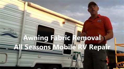 how to replace rv awning fabric how to replace rv awning fabric yourself donald mcadams