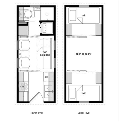 12 20 tiny houses pdf floor plans 452 sq excellentfloorplans in floor plans tiny house design